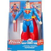DC Justice League Superman Cu Sunete si Lumini GFF36