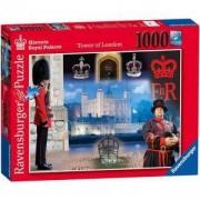 Пъзел от 1000 части - Исторически Лондон, Ravensburger, 7019581