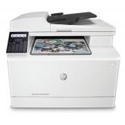 MFP, HP Color LaserJet Pro M181fw, Color, Laser, Fax, ADF, Lan, WiFi (T6B71A)