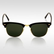 Knotyy Clubmaster Sunglasses(Green)