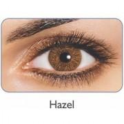 Optify Hazel Monthly Color Contact Lens (5.0 Power Hazel)