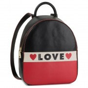 Раница LOVE MOSCHINO - JC4229PP08KD100A Mix Ner/Bia/Ro