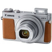 Canon Macchina fotografica digitale Argento 5.3fps 3poll LCD With Built-in-Flash 20.1MP Sì Sì Sì, 1718C011AA