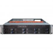 Carcasa server tip stocare Inter-Tech 2U-2408 19 inch