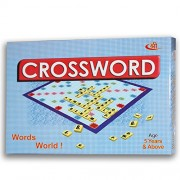 Kids Mandi™ Crossword Game of Scrabble Educational Learning Vocabulary Build English Games for Kids & Family