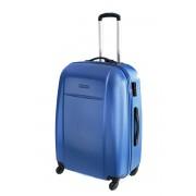 Duża walizka Puccini ABS02 A w kolorze niebieskim - Nowa Kolekcja