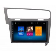 "Autoradio Android VW Golf VII 2013-2017 2 DIN 10,2"" HD GPS"