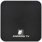 Smart Tv Box Android Tv Hd Green Leaf Wifi Cualquier Tv Hdmi AND-3000