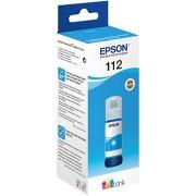 Epson 112 EcoTank Pigment Cyan Ink Bottle - ciánkék