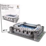 Real Madrid - Santiago Bernabeu 3D Puzzel (47 stukjes)
