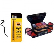 ADS Makeup KIt(37446)With Eyecare Kajal(Set of-2)
