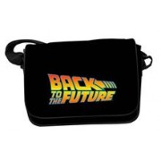Geanta Back To The Future Logo