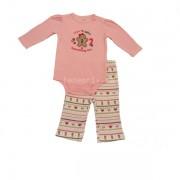 Carters - Costumas fetita pink