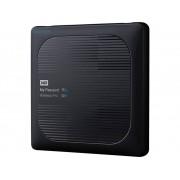 Western Digital WiFi-hårddisk Western Digital My Passport™ Wireless Pro WDBSMT0030BBK-EESN 3 TB Svart