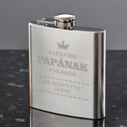 'A legjobb Papának' flaska