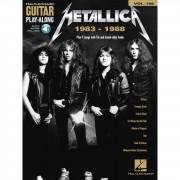 Hal Leonard Guitar Play-Along Volume 195: Metallica 1983-1988