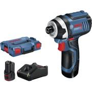 Bosch GDR 12V-105 aku bušilica odvijač + 2x 2.0 Ah Baterija - 06019A6977