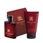 TRUSSARDI - Uomo The Red Set EDT 50 ml férfi
