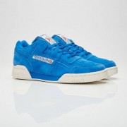Reebok workout plus vintage Awesome Blue/Chalk/Classic White