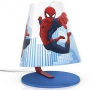 НАСТОЛНА НОЩНА ЛАМПА PHILIPS, LED, DISNEY Spider- Man, 717644016