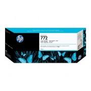 HP Cartucho de Tinta Original HP 772 Foto de 300 ML CN633A Negro para DesignJet HD Pro MFP, Z5200, Z5200 PostScript, Z5400 PostScript ePrinter