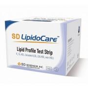 Teste profil lipidic LipidoCare