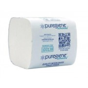 Puregiene Superior Quality 2 ply 250 sheet interleaf Toilet Tissue ctn