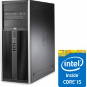 Calculator HP 8100 ELITE Tower Intel Core i5-650 3.46 GHz 4 GB DDR3 250 GB HDD + Windows 10 Professional Refurbished