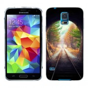 Husa Samsung Galaxy S5 Mini G800F Silicon Gel Tpu Model Tunel