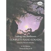 Ludwig Van Beethoven Complete Piano Sonatas, Volume II: 002
