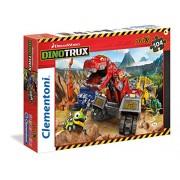 "Clementoni ""Dino Trux"" Maxi Puzzle (104 Piece)"