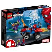 LEGO Super Heroes, Urmarirea cu masina a lui Spider-Man 76133