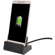 5V 1A Usb-c 3.1 / C * 2 En 1 Funcion De Sincronizacion De Datos / Charging Dock Charger Con Micro USB Cable De Carga De Datos, Para Samsung Galaxy S8 S8 + / LG G6 / Huawei P10 Y P10 Plus / Xiaomi MI6 Y Max 2 Y Otros Smartphones