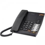 Стационарен телефон Alcatel Temporis 380, Черен, 1010122
