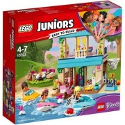 Lego juniors la casa sul lago di stephanie