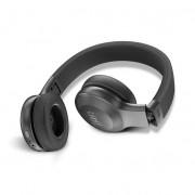 Безжични Bluetooth слушалки с микрофон JBL E45 BT Black