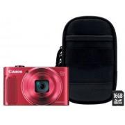 Canon APN CANON SX620 HS Rouge + Etui + SD 16G