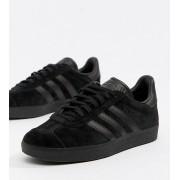 Adidas Черные кроссовки adidas Originals Gazelle - Черный