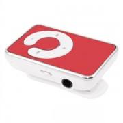 MP3-Spelare Mini - Röd