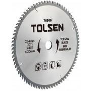 Disc vidia circular 305x30/25.4/16, Z100 aluminiu Tolsen,