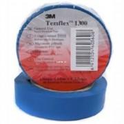 3M Tempflex 1300 20mx19mm PVC, elektromos szigetelőszalag, kék
