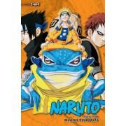 Naruto 3-In-1 V05, Paperback