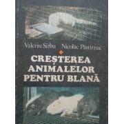 Cresterea Animalelor Pentru Blana - Valeriu Sirbu Nicolae Pastirnac