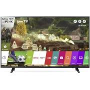 Televizor LED LG 49UJ620V, smart, Ultra HD, USB, HDMI, 49 inch/124 cm, DVB-T2/C/S2, negru
