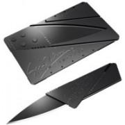 CHINU ENTERPRISES Card Sharp Multi utility Knife Multi-utility Knife(Black)