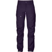 FjallRaven Keb Curved Trousers W - Alpine Purple - Pantalons de Voyage