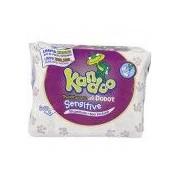 KANDOO Toallitas Sin Perfume Sensitive 100 Unidades Kandoo - Kandoo