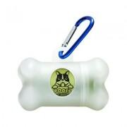 Pogi's Pet Supplies Poop Bag Dispenser + 15 Scented Waste Bags