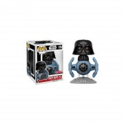 Funko Pop Darth Vader Tie Fighter Target Sticker Star Wars