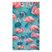Flamingos strand fürdőlepedő